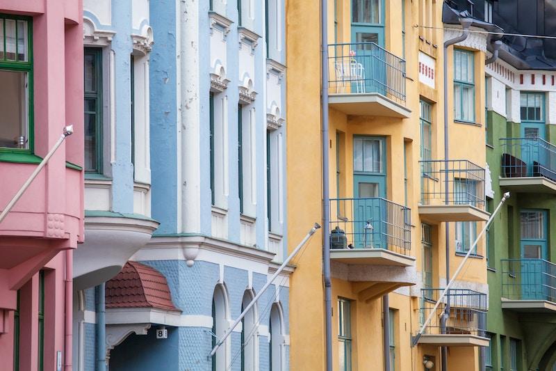 Helsinki hotellit
