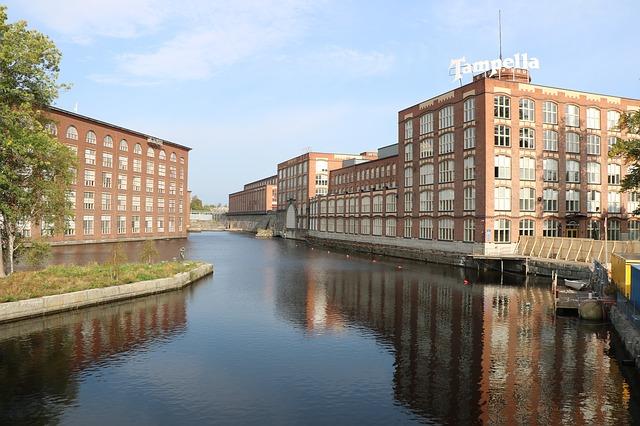 Tampere hotellit